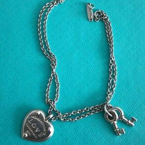 Tiffany & Co Return to Tiffany Silver Bracelet